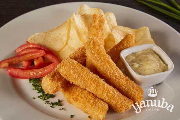 Fish & Chips al Panko