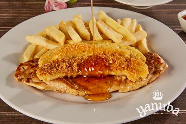 Pollo americano